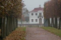 marly russia för slottpeterhofpetersburg petrodvorets st peterhof Ryssland Royaltyfri Fotografi
