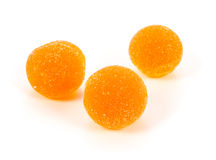 Marmalade balls Stock Photos