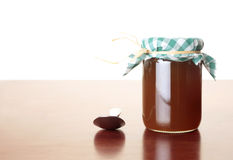 Marmalade on the Breakfast Table Royalty Free Stock Images
