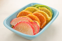 Marmalade candy Stock Image