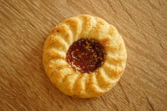 Marmalade cookie Royalty Free Stock Photo