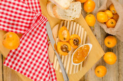Marmalade royalty free stock image