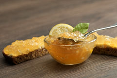 Marmalade Stock Photography