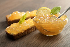 Marmalade Royalty Free Stock Images