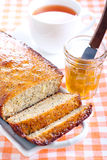 Marmalade loaf Stock Images