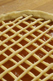 Marmalade pie Royalty Free Stock Photo