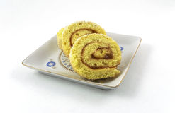 Marmalade Roll Royalty Free Stock Images
