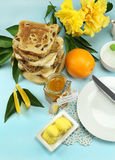 Marmalade And Toast Stock Photos