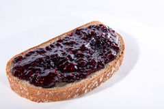 Marmalades bread Stock Photography