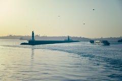 marmara hav Royaltyfria Bilder