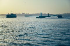 marmara hav Royaltyfri Foto
