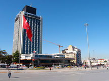Marmara hotel Royalty Free Stock Photography