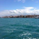 Marmara morze Obrazy Stock