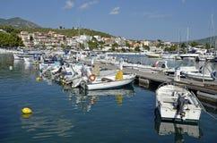 Marmara port resort Stock Images