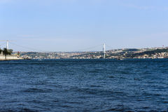 The marmara sea Stock Image