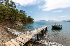 Marmaris, Τουρκία Στοκ φωτογραφία με δικαίωμα ελεύθερης χρήσης