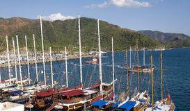 Marmaris Royalty Free Stock Image