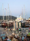 Marmaris cruise Royalty Free Stock Photo
