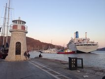 Marmaris cruise Stock Image