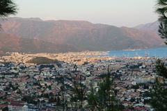 Marmaris General View Stock Photos