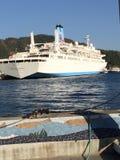 Marmaris-Hafen stockfotografie