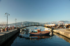 Marmaris Harbour Royalty Free Stock Photos