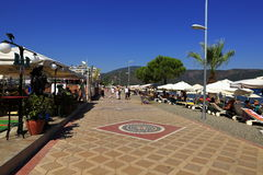 Marmaris marina Stock Photos