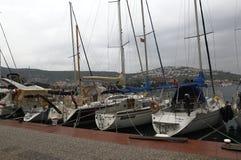 Marmaris marina royalty free stock photo