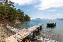 Marmaris, Turquia Fotografia de Stock Royalty Free
