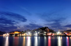 Marmaris Twilight Stock Image