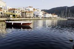 Marmaris Village. Village of Marmaris, Turkey in the morning royalty free stock image