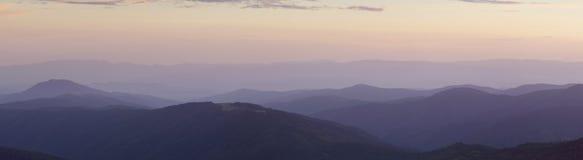 Marmarosy. Carpathians National Park, Biosphere Reserve Stock Images
