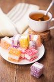 Marmelade candys Stockbild