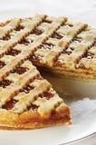 Marmelade Kuchen Lizenzfreie Stockfotos