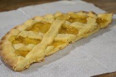 Marmelade's tart Stock Images