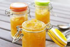 Marmellata di arance Immagini Stock Libere da Diritti