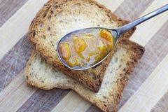 Marmellata di arance Fotografia Stock Libera da Diritti