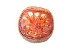 Marmelos de Aegle o fruta de Bael Fotografía de archivo