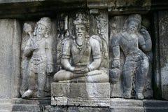 Marmer in Prambanan Royalty-vrije Stock Afbeeldingen