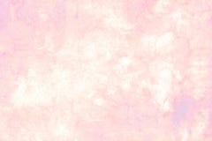 Marmeren achtergrond in pastelkleuren van roze Stock Afbeelding