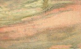 Marmeren achtergrond, van muur van de bouw Stock Afbeelding