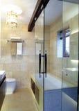 Marmeren badkamers Stock Foto's