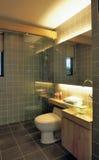 Marmeren badkamers Stock Fotografie