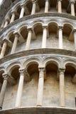 Marmeren balkon Stock Afbeeldingen