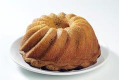Marmeren cake Stock Afbeelding