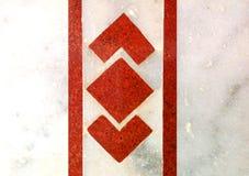 Marmeren decor/achtergrond/Textuur Royalty-vrije Stock Afbeelding