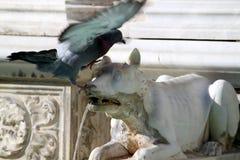 Marmeren Fonte Gaia Royalty-vrije Stock Afbeelding
