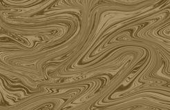 Marmeren kleurrijke inkt Veelkleurig marmeren patroon van het mengsel van krommen Stock Afbeeldingen