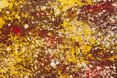 Marmeren kunstdocument stock illustratie