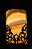 Marmeren licht Stock Foto's